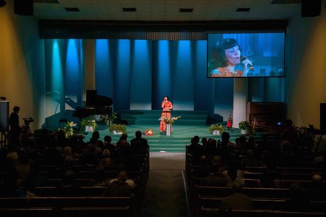 Светлана Малова вновь дала благотворительный концерт