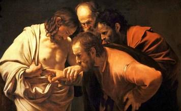 Апостол Фома: решительный, но осторожный