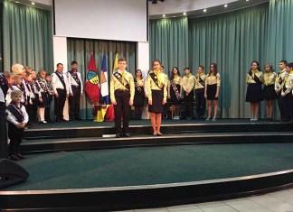 В Москве провели богослужение, полностью посвящённое детям