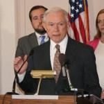 Джефф Сешнс, сенатор от штата Алабама