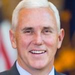 Майк Пенс, губернатор от штата Индиана