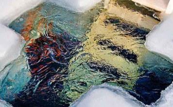Откуда пришла традиция купания в проруби?