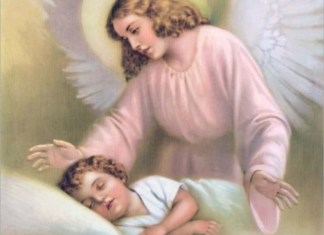 Встреча с ангелом