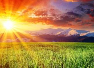Бог и Его Земля