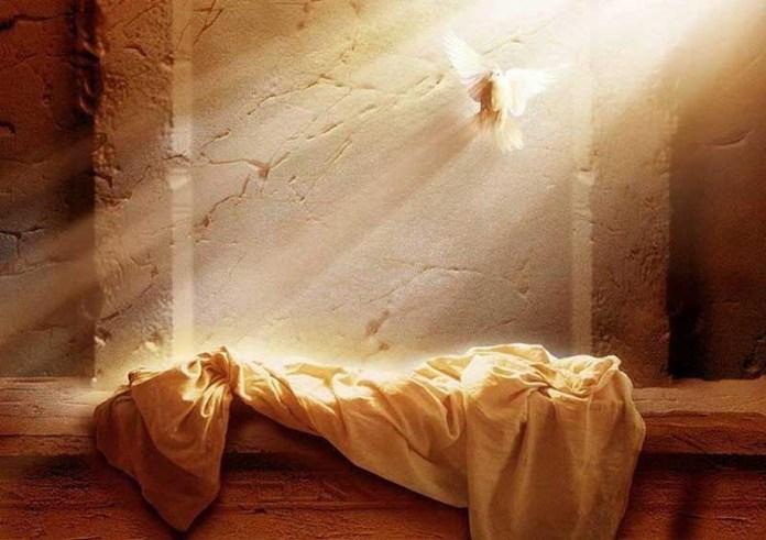 На воскресение Христа