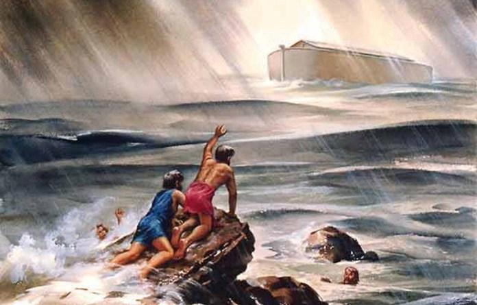 Библия о Всемирном потопе