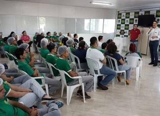 Бразильская фабрика продуктов питания стала центром евангелизма