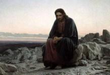 Искушения в жизни Христа