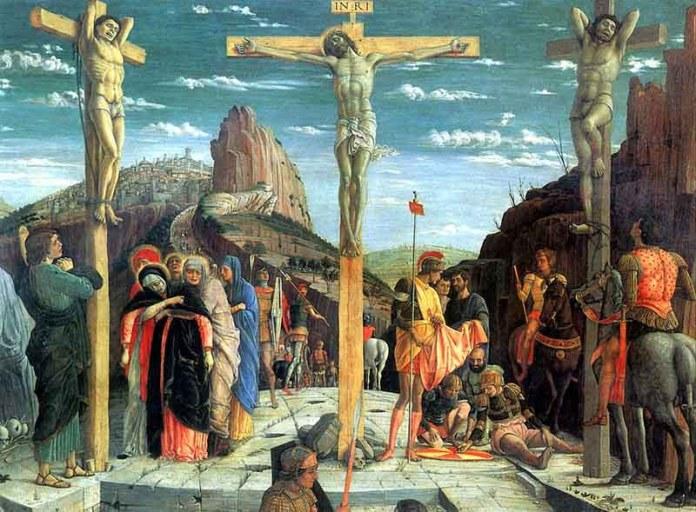 Евангелие от Марка, главы 15-16