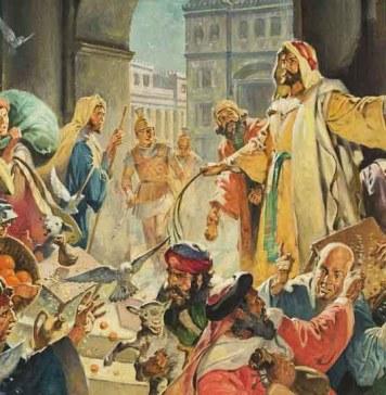 Что разгневало Иисуса Христа в храме?