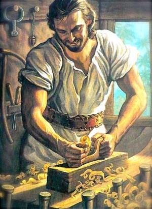 Иисус Христос: мужчина из стали