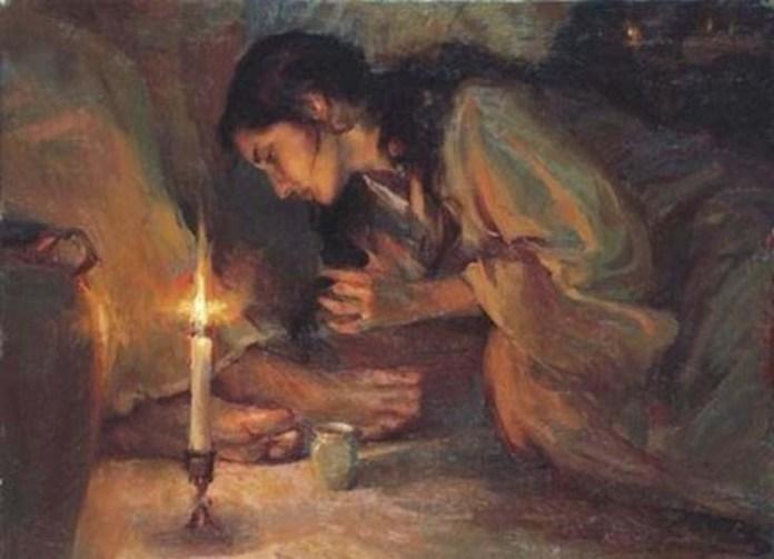 Благодарность Марии