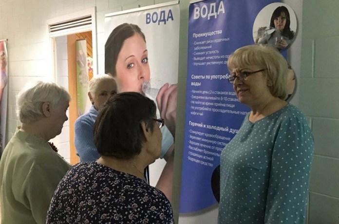 Очередную Выставку здоровья для пожилых людей провели адвентисты Москвы