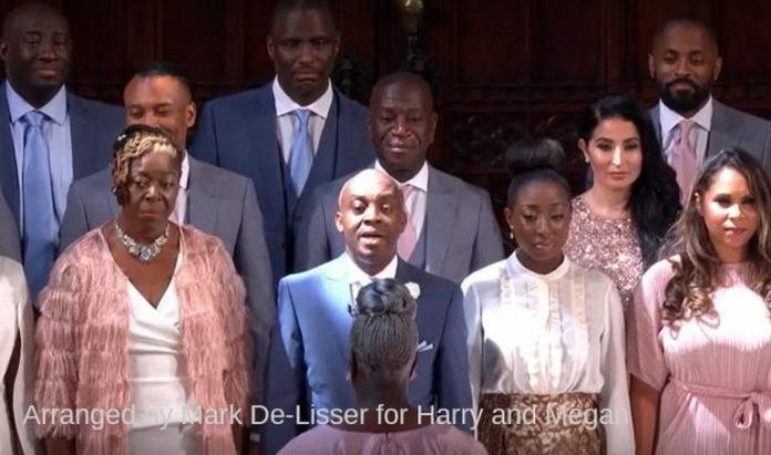 Песня «Stand by Me» на королевской свадьбе