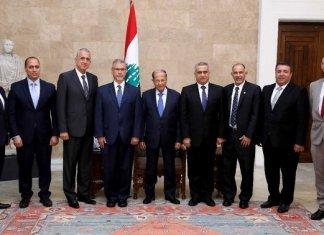 Президент Ливана отметил служение адвентистской церкви