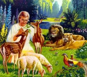 Животные в Эдеме