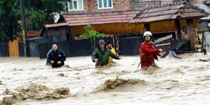 ADRA помогает пострадавшим от наводнений в Румынии
