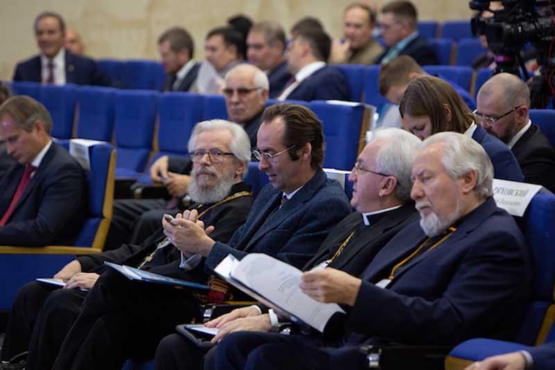 Адвентисты приняли участие в работе форума Общественной палаты Российской Федерации по вопросам свободы совести