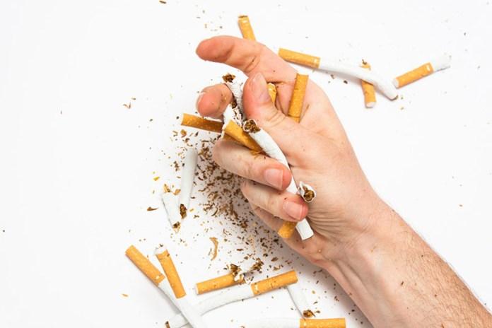 Как быстро бросить курить