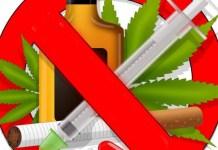 Пять статей для помощи в борьбе с наркоманией
