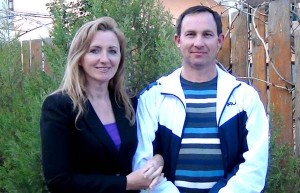Кунгуровы Сергей и Елена