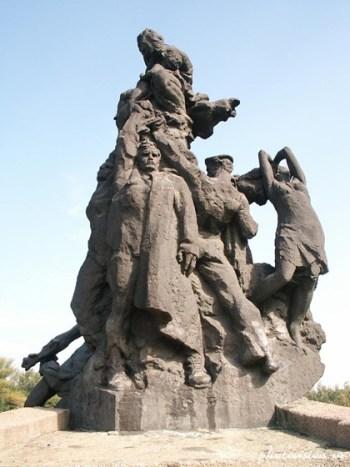 Памятник «Советским гражданам и военнопленным солдатам
