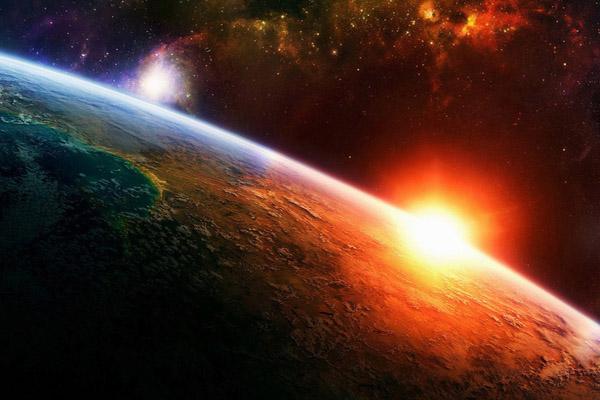 Творение, потоп и грядущий  кризис Земли
