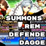 - ガチャ動画 - Rem EX Weapon Summons – [DFFOO] – Dissidia Final Fantasy: Opera Omnia