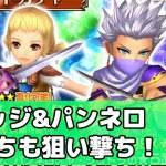 - 攻略動画 - 【DFFOO#555】狙った獲物は逃さない!エッジ&パンネロEXをそげキング!!