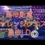 - 攻略動画 - 【DFFOO】皇帝断章チャレクエ