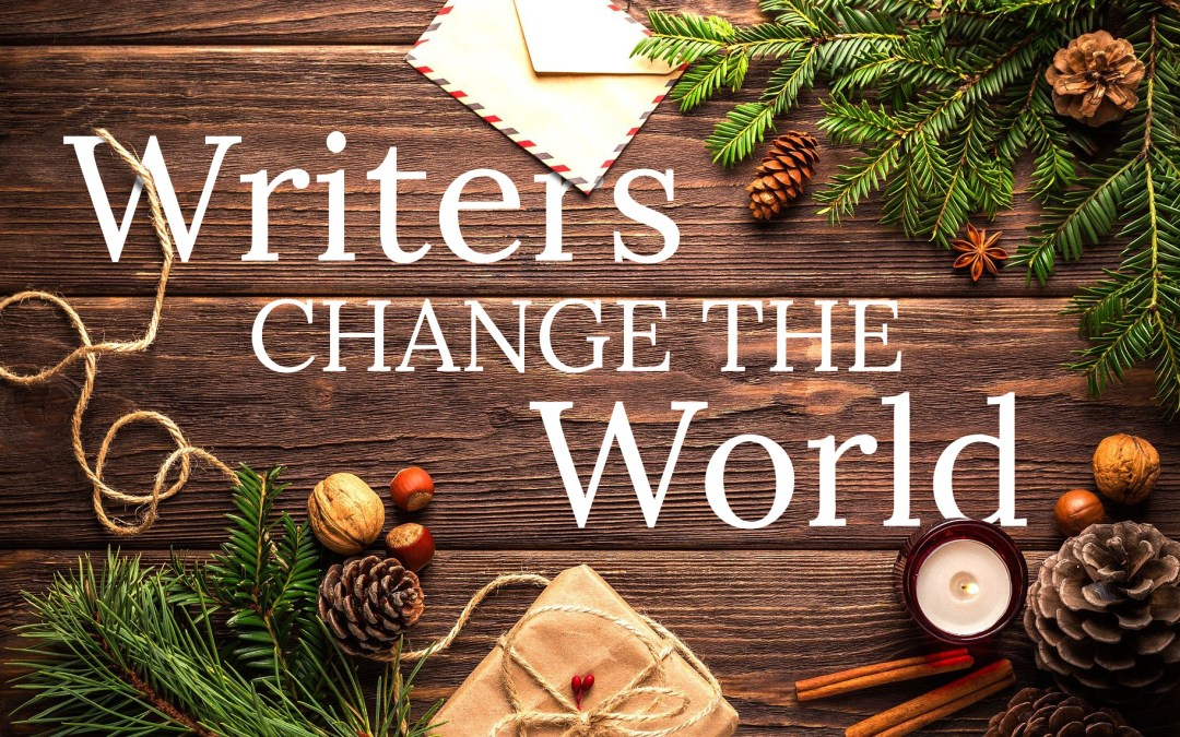 Writers Change the World Christmas