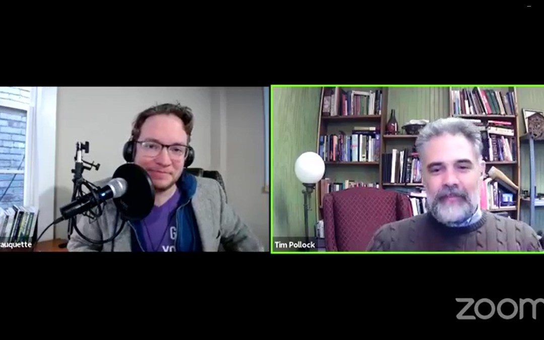 Kingdom Creative: Tim Pollock – To Org or Not to Org