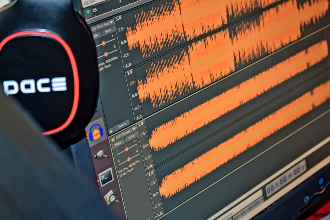 Podcast Mixing