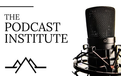 Podcast Institute Enrolling Now