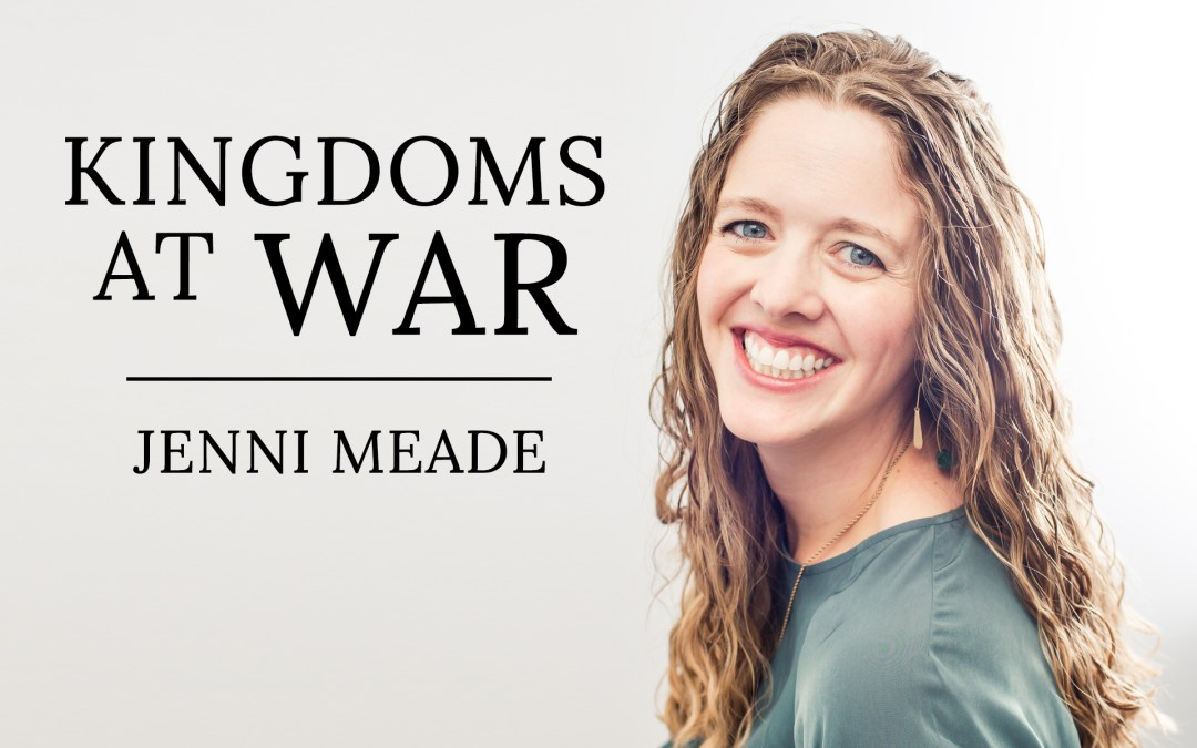 Jenni Meade - Kingdoms at War Short Story Contest Winner