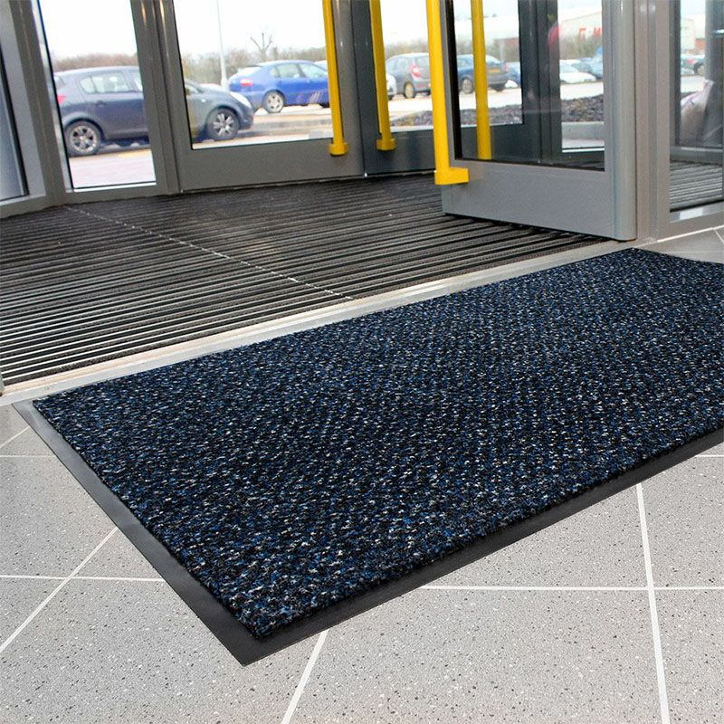 tapis d entree absorbant special fort trafic