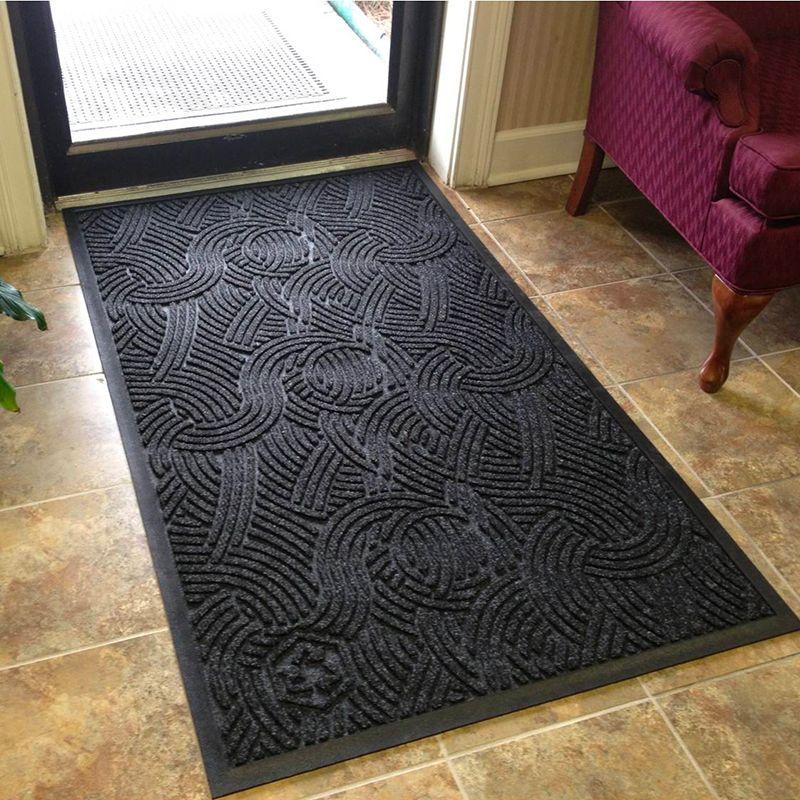 tapis d entree tres absorbant et renforce