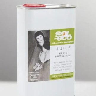 huile pour bois haute protection 1L