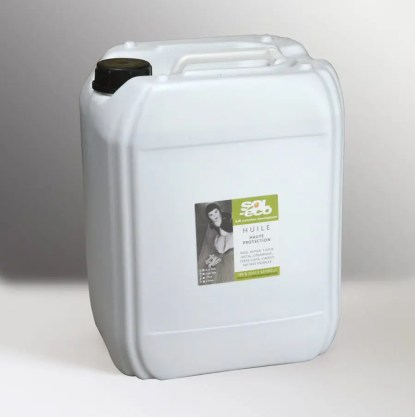 bidon de 20 litres d'huile Haute Protection pour bois (Tung + huile d'orange)