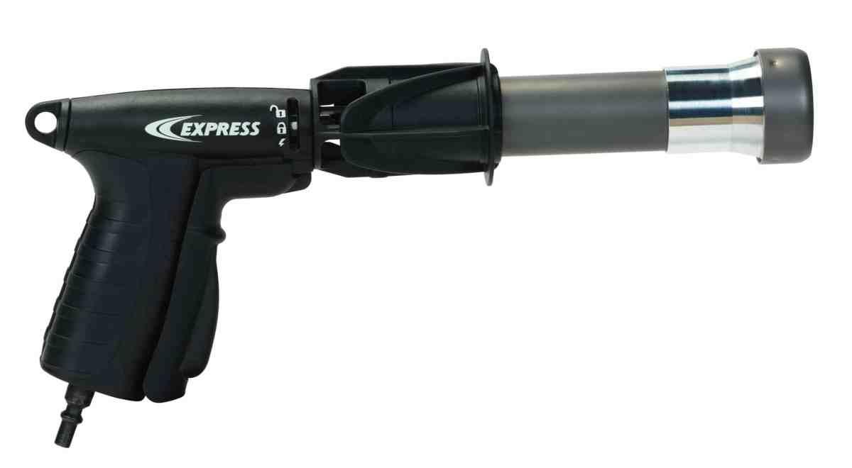 pistolet chalumeau Raptor