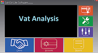 Vat Analysis