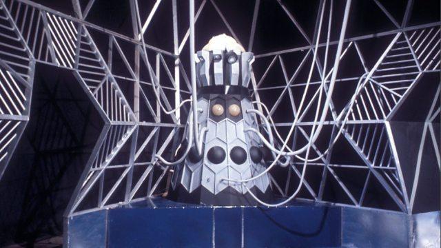 Dalek Emperor on Skaro