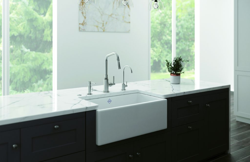 kitchen faucets mix and match