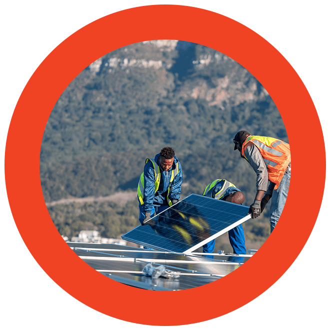 Build Solar PV Systems