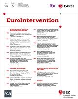 EuroIntervention. Revista oficial do EuroPCR y EAPCI