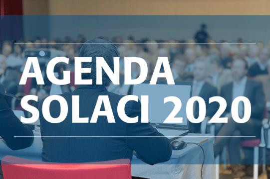 Agenda SOLACI 2020