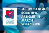 Most read scientific articles