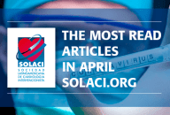 The most read scientific articles in april