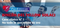 Rincon Del Fellow | Caso Clínico N° 1