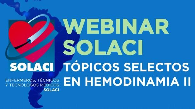 Watch again our Webinar on Selected Topics in Hemodynamics II